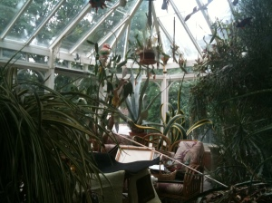 """before"" photo Conservatory"