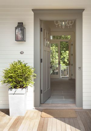 Amherst Gray by Benjamin Moore - exterior paint